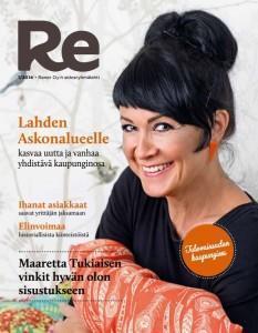 Re-lehti kansi 1/2014